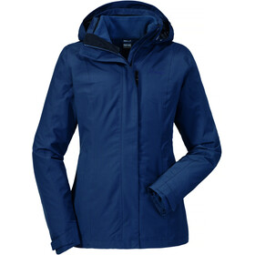 Schöffel Tignes 3in1 Jacket Women navy blazer